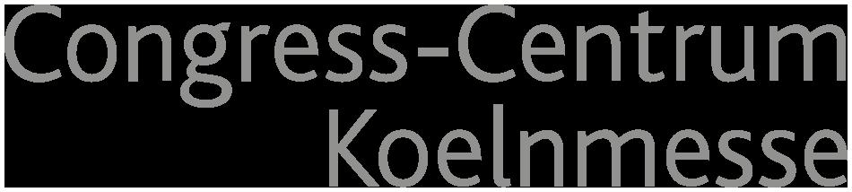 Logo Congress-Centren Koelnmesse